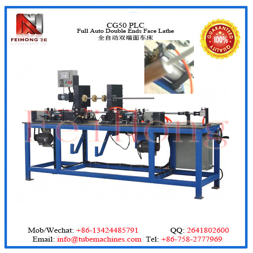PLC lathing for heating elementes