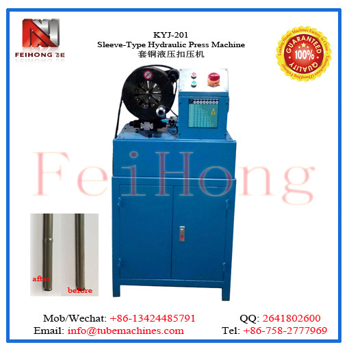 Press Machine for hot runner heater