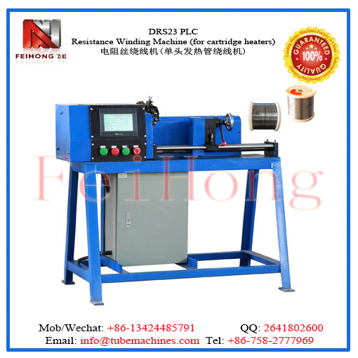 DRS-23 PLC resistanc coil winding machine