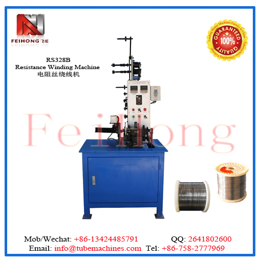 RS-328B Resistance Winding Machine