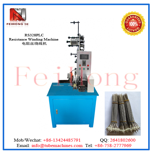 plc resistance winding machine