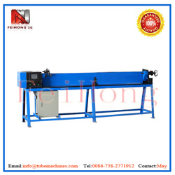 PLC resistance wire coil widning machine for heaters