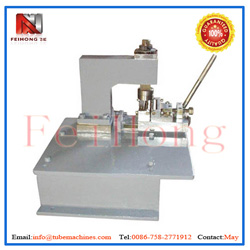 manual marking machine for rolls