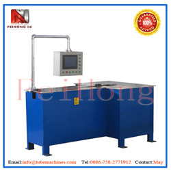 CNC tube bending machine for heating elements