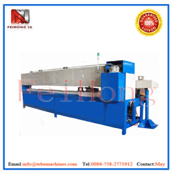 spiral tube bender machine for pipes