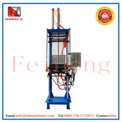filling machine for heating elements