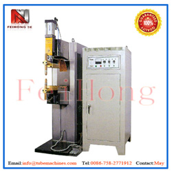 welding machine for heating elements