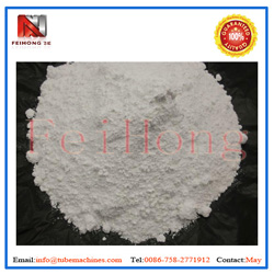 MGO powder for heaters