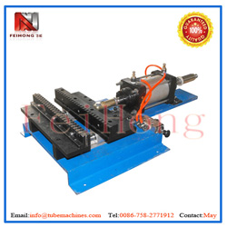 rubber bush installing machine for heating elements