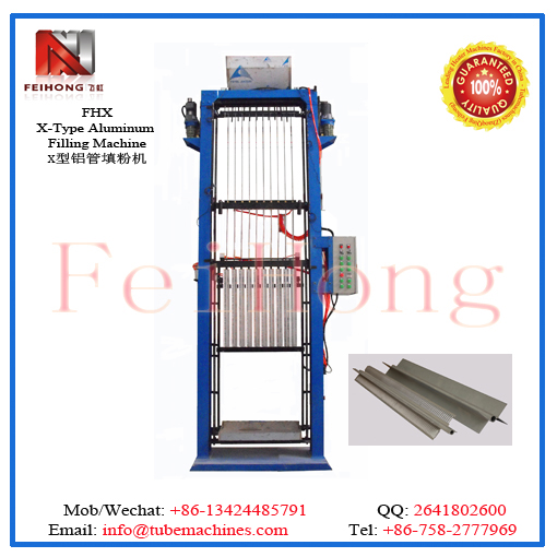 mgo aluminum filling machine