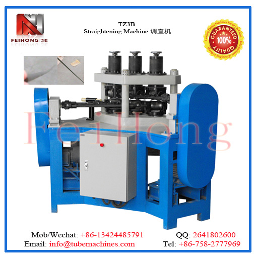 TZ-3B Straightening Machine