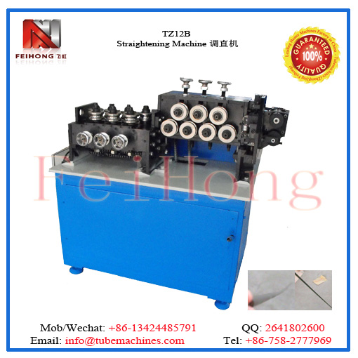 pipe straightening machine|tube straightening machine|pipe